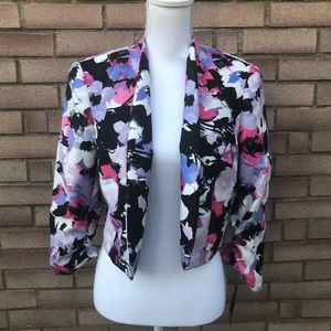 Floral Blazer by Evan-Picone New with tags